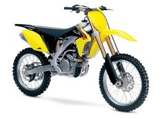 2007-2008 SUZUKI RM-Z250 4-STROKE MOTORCYCLE REPAIR MANUAL