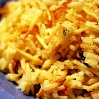 Better Than Rice A Roni Rice Pilaf Recipe - baconcheeseburger-sundays Rice Pilaf Recipe, Rice Cooker Recipes, Rice Recipes, Cooking Recipes, Healthy Recipes, Rice Pilaf Seasoning Recipe, Rice Dishes, Pasta Dishes, Risotto Dishes