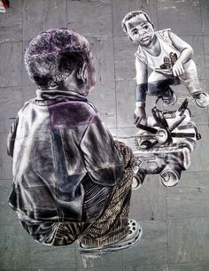 Charcoal and Soft Pastel on Cloth Engineers, My Childhood, Charcoal, Africa, Artsy, Pastel, Statue, Future, Creative