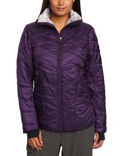 Amazon.com: Columbia Women's Kaleidaslope II Jacket: Sports & Outdoors #winter