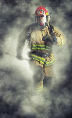 ITAP of a firefighter. Firefighter Paramedic, Firefighter Quotes, Volunteer Firefighter, Fire Dept, Fire Department, Firefighter Drawing, Firefighter Photography, Firefighter Pictures, 1st Responders