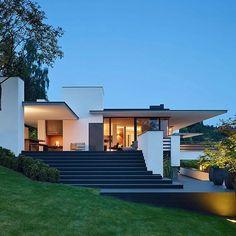 Architecture - Houses @_archidesignhome_ ✨An Der Achalm Re...Instagram photo | Websta (Webstagram)