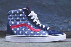 f22829c40306 Vans Stars And Stripes Pack - Sneaker Freaker