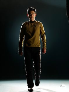 Sulu is my favorite Helmsmen of all times he is awesome. Always sitting next to Chevok.