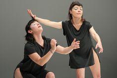 8ª edição do Festival Contemporâneo de Dança - Na foto BLINK, de Michelle Moura (Curitiba-Brasil) Foto: Nellie de Boer