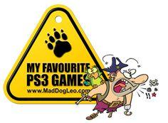 My favorite Playstation PS3 games on MadDogLeo.com