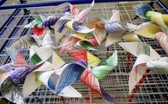 pinwheels for preschool weather lesson