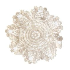 Bulk Buy: Darice DIY Crafts Pineapple Doily Ecru 4 inches (12-Pack) 5216-58 * You can find more details by visiting the image link.