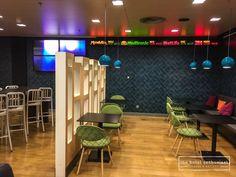 Aloft Brussels Schuman - click to see more #aloft #spg #hotel #travel #starwood #brusselshotels #brussels #belgium #livingroom