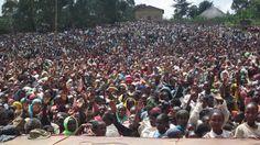 over 100,000 Ethiopians praising God!
