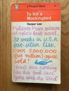 To Kill a Mockingbird - Lee, Harper  Penguin, 1965 impression of this Penguin paperback edition in VG+ condition, please see pics, PayPal accepted, any questions please get in touch.