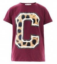 4 Star...Cheetah Big C T-Shirt...cute.  Easy to order online if it was a bit pricey.  The 'C' and cheetah are iron on not appliqué