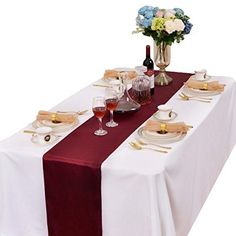 12 pcs Burgundy NAPKIN RINGS Wedding Party Catering Banquet Dinner Decorations