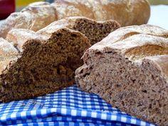 Pão Australiano tipo o do Outback | cozinha pequena