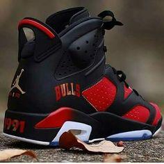 Chicago Bulls J's