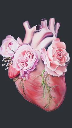 Heart anatomy tattoo, human heart tattoo, anatomy art, drawings of hearts, heart Creation Art, Medical Art, Anatomy Art, Heart Anatomy Drawing, Heart Anatomy Tattoo, Human Heart Drawing, Heart Drawings, Grafik Design, Heart Print