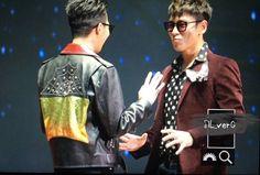 G-Dragon & T.O.P @ MADE VIP Tour in Shanghai