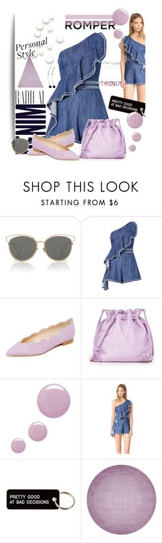 """""""From PV's Top Products for July 10, 2017"""" by lavendergal ❤ liked on Polyvore featuring Alima, Christian Dior, Alexis, Club Monaco, Clare V., Topshop, Various Projects, By Second Studio, Iker Ortiz and denim"""