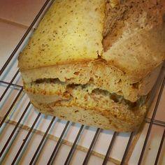 60 Minute Vegan Bread - Gluten Free
