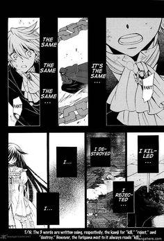 Pandora Hearts 59 Page 11