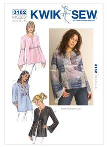 Tops | Page 5 | Kwik Sew Patterns
