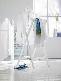 Stummer Diener Weiss Car Mobel In 2020 Decor Wardrobe Rack Furniture