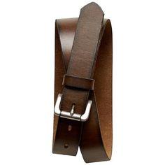 Banana Republic Mens Olive Leather Belt ($50) ❤ liked on Polyvore featuring men's fashion, men's accessories, men's belts and olive