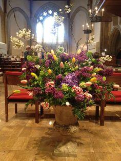 Flowers in memory of Jeanette Gosma