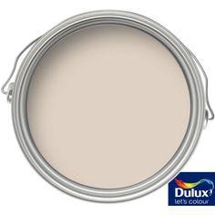 Dulux Travels in Colour Evening Barley Matt Emulsion Paint - 2.5L