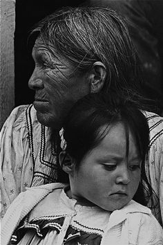 Apache Grandmother- Gertrude Kasebier