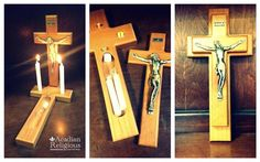 Sick call crucifixes on sale at Acadiana Religious & Gift Shop!