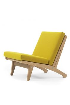 Hans J Wegner GE370 chair