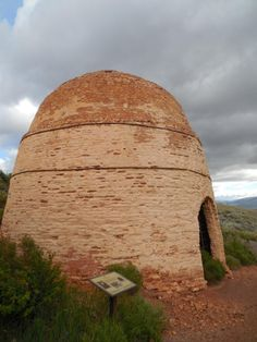 Most People Don't Know About These Strange Ruins Hiding In Idaho - Birch Creek Kilns - Idaho