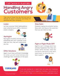 If you're having problems handling angry customers get to know how you can elevate the situation through these helpful tips. Good Customer Service Skills, Customer Service Training, Customer Experience Quotes, Customer Service Quotes, Job Interview Preparation, Job Interview Tips, Job Interviews, Education Humor, Physical Education