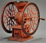 Two Wheel Coffee Grinder Cheapest - Like the color and wheels on this...