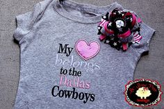 My Heart Belongs to the Dallas Cowboys