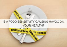 Is a Food Sensitivity causing havoc on your health? Food Sensitivity, A Food, Health, Salud, Health Care, Healthy