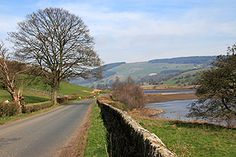 Gouthwaite Reservoir Nidderdale Yorkshire England can be downloaded from Tom Curtis Photography.