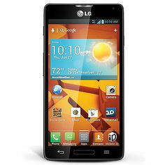 LG Optimus F7 No-Contract Android Smartphone - Boost