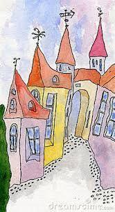 ilustraciones de casas