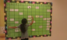 Multiplication Table project and a Halloween Freebie