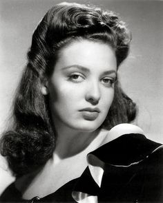 Linda Darnell....It's The Pictures That Got Small ...