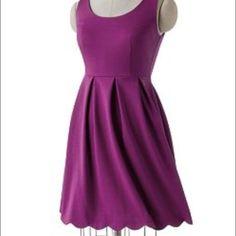 Elle purple dress Elle purple dress Elle Dresses Mini
