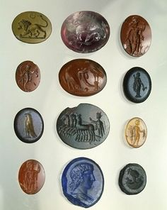 Renaissance Jewelry, Viking Jewelry, Ancient Jewelry, Stone Jewelry, Antique Jewelry, Vintage Jewelry, Ancient Romans, Ancient Art, Byzantine Gold