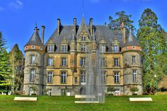 Chateau de Bagnoles - Orne, Normandie