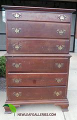 Mahogany Hungerford Memphis Chester Drawer