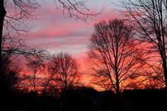Greensboro sunrise