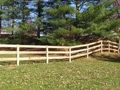 flat board fence - Google Search Driveway Fence, Diy Fence, Farm Gate, Farm Fence, Post And Rail Fence, Horse Shed, Outside Room, Fence Panels, Garden Fencing