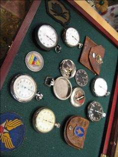 MILITARYWATCHBOXES tm HISTORY IN A BOXsm ™©®  tm GSW PO BOX 2301…