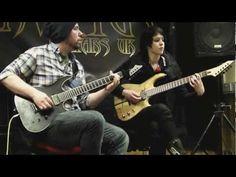 VIDEO: Aliases Post 'Sirens' Playthrough [metal hammer]